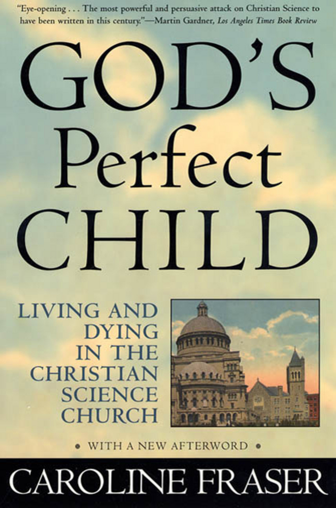 book cover/God's Perfect Child